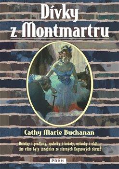 Obálka titulu Dívky z Montmartru