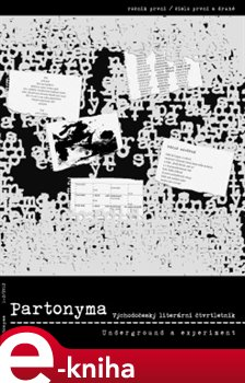 Obálka titulu Partonyma č. 1-2/2012