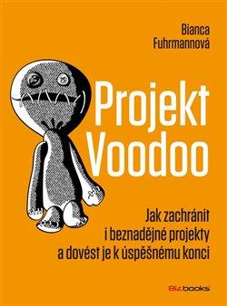 Obálka titulu Projekt Voodoo