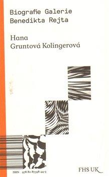 Obálka titulu Biografie Galerie Benedikta Rejta