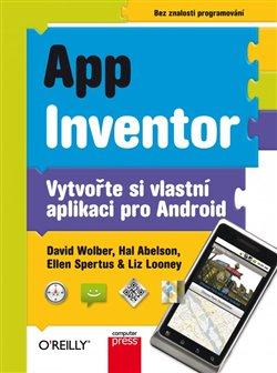 Obálka titulu App Inventor