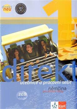 Obálka titulu Direkt Neu1 - učebnice s pracovním sešitem a 2CD