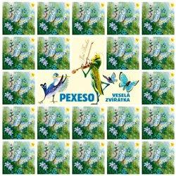 Obálka titulu Veselá zvířátka - Pexeso