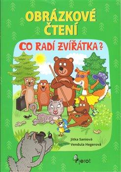 Obálka titulu Co radí zvířátka?