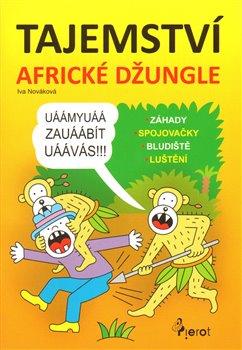 Obálka titulu Tajemství africké džungle