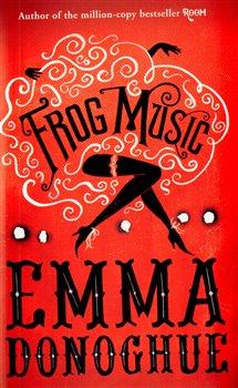Obálka titulu Frog Music