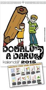 Domaluj a daruj - Kalendář 2015