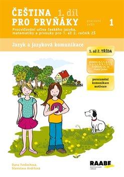Obálka titulu Čeština pro prvňáky 1