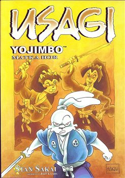 Obálka titulu Usagi Yojimbo 21: Matka hor