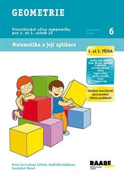 Obálka titulu Geometrie (2. a 3.třída)