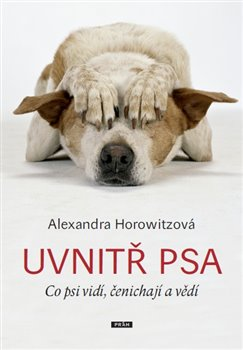 Obálka titulu Uvnitř psa