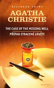 Obálka titulu Případ ztracené závěti / The Case of the Missing Will