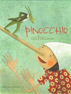 Obálka titulu Pinocchio