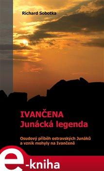 Obálka titulu Ivančena – junácká legenda