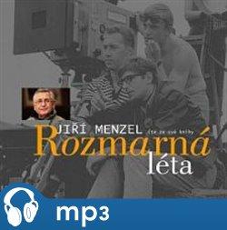 Obálka titulu Rozmarná léta Jiřího Menzela