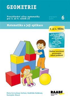 Obálka titulu Geometrie (3. a 4.třída)