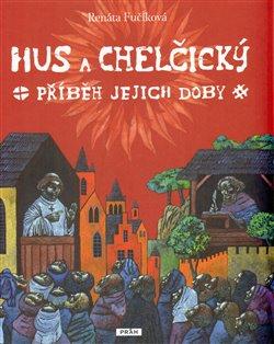 Obálka titulu Hus a Chelčický
