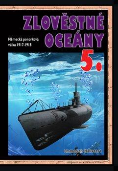 Obálka titulu Zlověstné oceány 5.