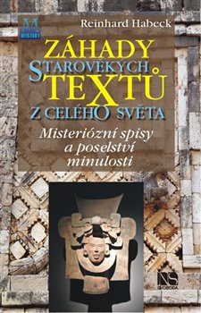 Obálka titulu Záhady starověkých textů z celého světa