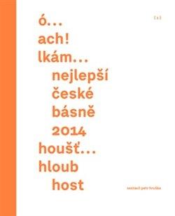 Obálka titulu Nejlepší české básně 2014