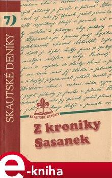 Obálka titulu Z kroniky Sasanek