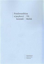 Praslovanština a jazykový kontakt