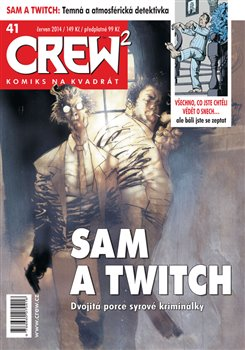 Obálka titulu Crew2 41
