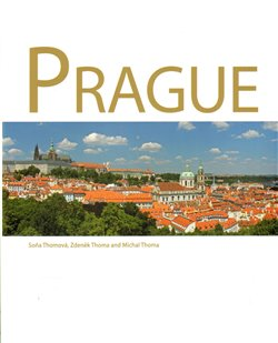 Obálka titulu Prague