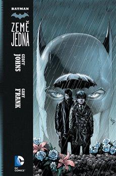 Obálka titulu Batman: Země jedna
