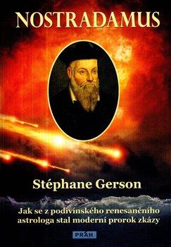 Obálka titulu Nostradamus