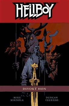 Obálka titulu Hellboy: Divoký hon