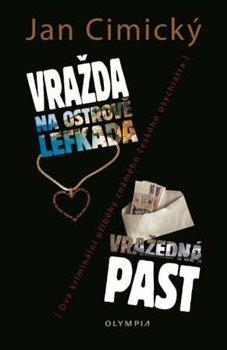 Obálka titulu Vražda na ostrově Lefkada. Vražedná past