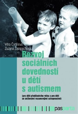 Rozvoj sociálních dovedností u dětí s autismem