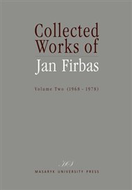 Collected Works of Jan Firbas