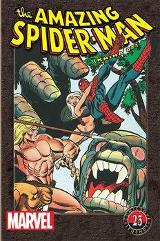 Obálka titulu Comicsové legendy 23: Spider-man (07)