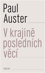 Svět po kolapsu popsal ve své knize z roku 1987 americký spisovatel Paul Auster (1947). Někdy si přestavujeme všelijaké vesmírné a válečné katastrofy, ale...vzpomeňte si třeba na začátek McCarthyho Cesty - jednoho dne prostě skončí svět, jak jste ho znali, přestanou platit pravidla a nastoupí pravidla jiná. Téma už několikrát literárně a filmově zpracované. V krajině posledních věcí je pozoruhodná kniha!