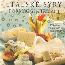 Obálka titulu Italské sýry