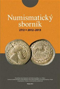 Obálka titulu Numismatický sborník 27/2 (2012–2013)