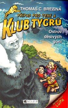 Obálka titulu Klub tygrů - Ostrov děsivých goril