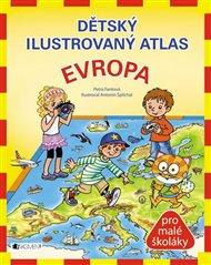 Dětský ilustrovaný atlas – Evropa