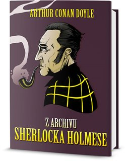 Obálka titulu Z archívu Sherlocka Holmese