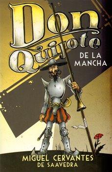 Obálka titulu Don Quiote de La Mancha