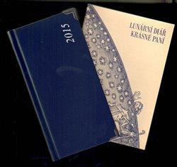 Obálka titulu Lunární diář Krásné paní 2015