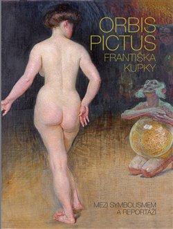 Obálka titulu Orbis pictus Františka Kupky