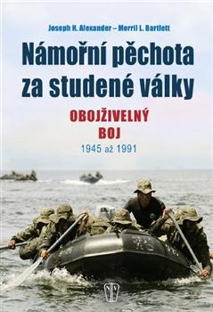 Obálka titulu Námořní pěchota za studené války