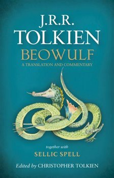 Obálka titulu Beowulf