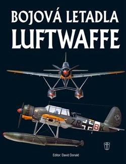 Obálka titulu Bojová letadla Luftwaffe