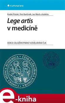 Obálka titulu Lege artis v medicíně
