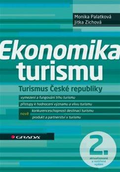 Obálka titulu Ekonomika turismu