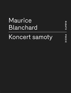 Obálka titulu Koncert samoty